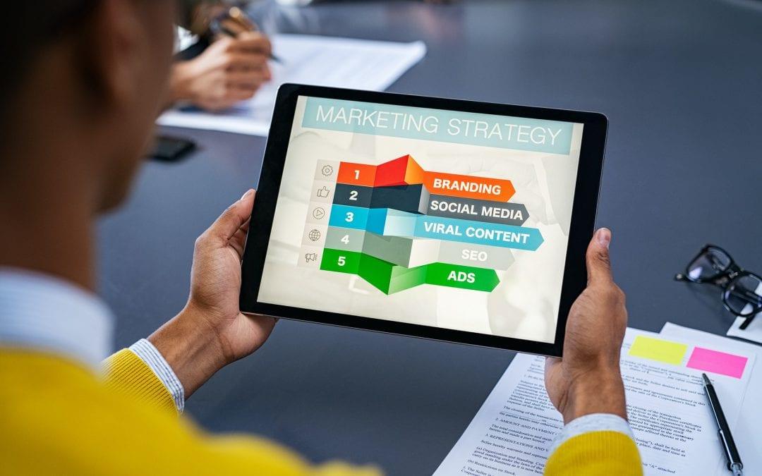 Digital marketing strategy